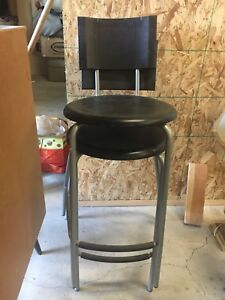IKEA counter height bar stools