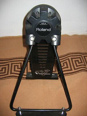 Roland KD-8 Kick Bass Drum Trigger Pad Electronic V-Drums