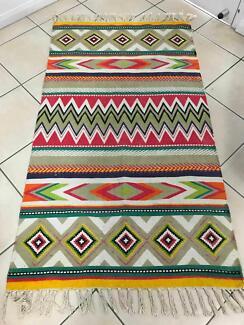 Colourful Fabric Rug