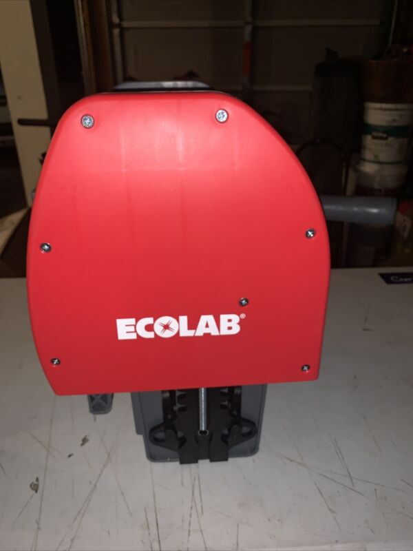 Kay Chemical ECOLAB 89990208 Commercial Dual Chamber Wringer Press