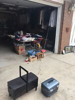 Garage Sale 26 Dale cres May 111th 10am-3pm and 12th 9-3pm