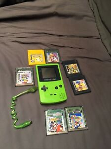 Game Boy Color à vendre