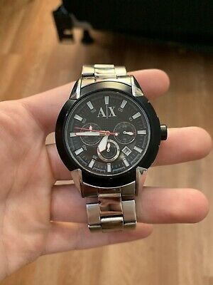 Mens Armani Exchange Watch read description