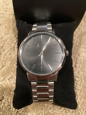 Armani Exchange Cayde Black Dial Men's Watch AX2700 NEW NWT