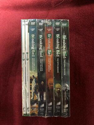 Breaking Bad - Complete Series Seasons 1 - 6 DVD