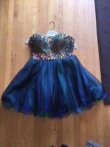 Prom dress size 4