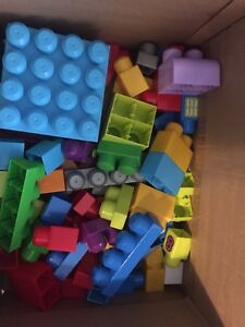 Large LEGO for toddlers