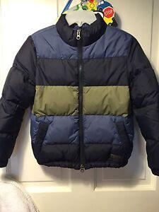 Boy's Winter Waterproof jacket sz 6/7 Meadowbank Ryde Area Preview