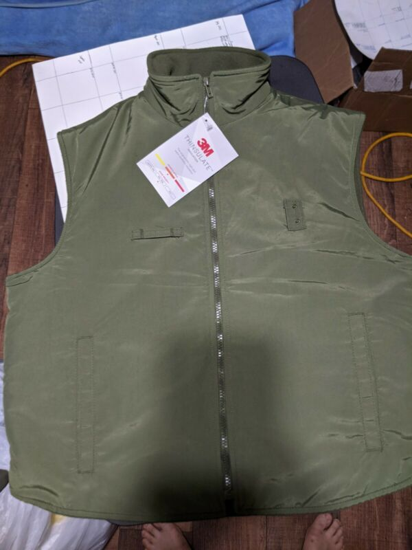 National Park Service NPS VF Imagewear Vest Size Large New