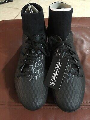 f220ddadf22 New Nike Hypervenom 3 Academy DF FG Size Men s 11 Women s 12.5