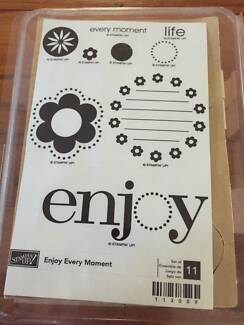 """Stampin Up! """"Enjoy Every Moment"""" Castle Hill The Hills District Preview"""
