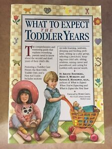 What to expect toddler years