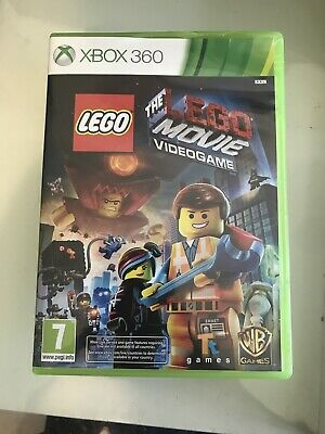 The Lego Movie Videogame XBox 360 2014
