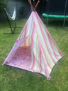 Kids Tepee Summer Hill Ashfield Area Preview