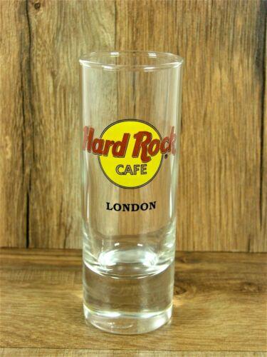 HARD ROCK CAFE LONDON 4 in. Tall Double Shot Glass