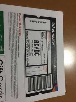 ACDC ticket Success Cockburn Area Preview
