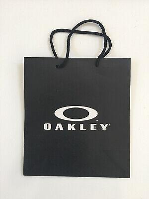 Oakley Shopping Bag Paper * NEW (Oakley Shopping)