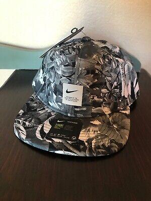 Nike Heritage86 Print Ladies Golf Cap Gridiron One Size Ladies Golf Caps