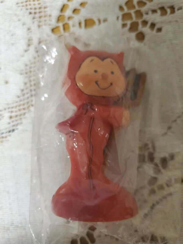 Vintage Hallmark Merry Miniatures Little Devil in Original Package