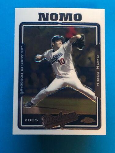 Beer Baseball  Los Angeles Dodgers /& Budweiser Beer Hideo Nomo 1997 Promo