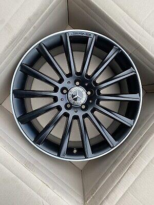 Original Mercedes W205 C43 AMG C450 19 Zoll Alufelge 7,5Jx19 ET33 A2054015400
