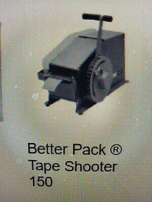 Better Pack Tapeshooter 150 W Heater Brand New
