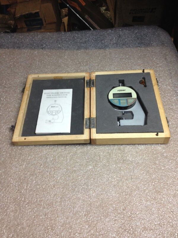 (RR26) FOWLER 54-550-777 ELECTRONIC DIGITAL THICKNESS GAGE
