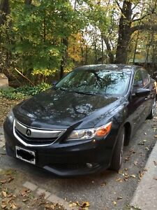 Fun to drive 2014 Acura ILX 6 speed manual
