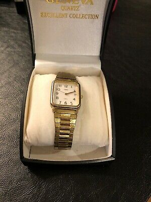 Timex Mens Gold Watch