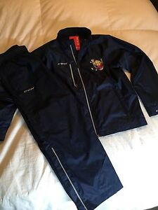 Barrie Colts youth windsuit