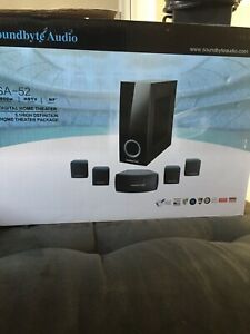 Sound byte audio home theatre