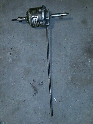 Procunier Tapping Head Model 2 Series 12001 Drilling Safety Made Usa