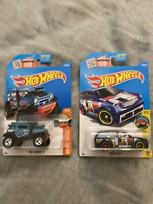 2016 Hot Wheels Super Treasure Hunt Lot of 2