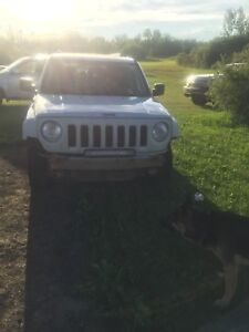 2012 Jeep Patriot *PARTS ONLY*