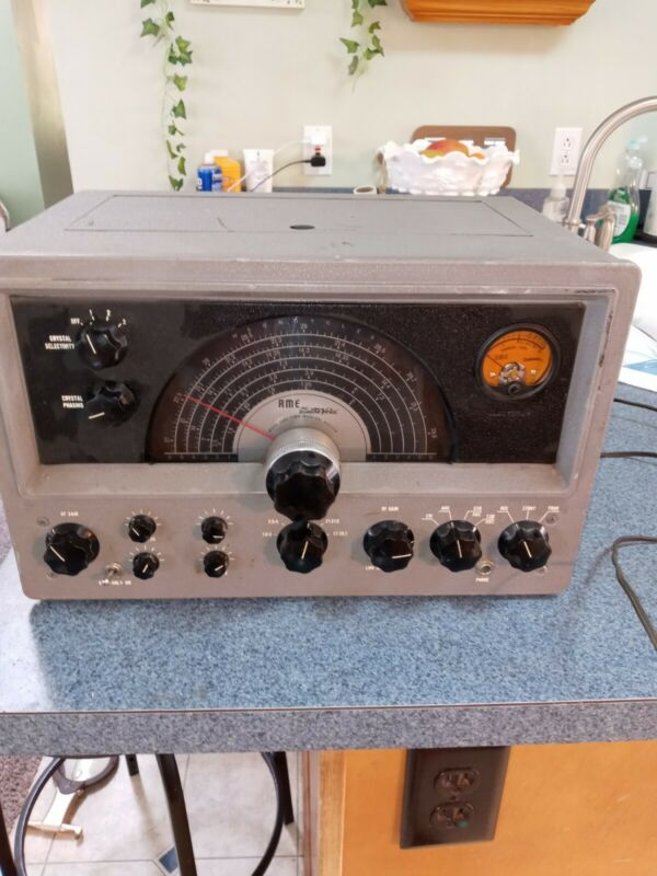 Model 4300 RME Electro Voice Ham Radio Receiver