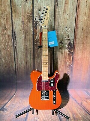 Brand New Fender Player Telecaster 2019 Aged Natural