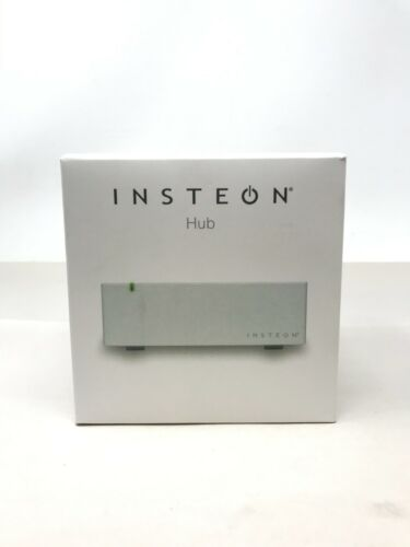 New Insteon Home Control Hub Dual-Band Controller, Model 2245-222 works w/ Alexa