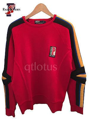 1992 Polo Ralph Lauren Racing Sweater Jacket Vinta