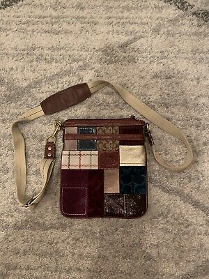 Vintage Coach Crossbody Lightly Used