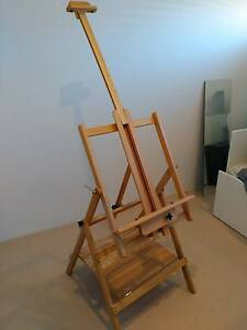 Wooden artist easel Bayswater Bayswater Area Preview