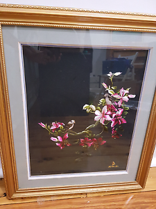XQ Vietnam embroidery artwork with frame Daceyville Botany Bay Area Preview