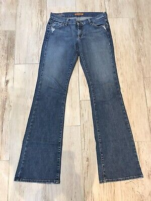 Ladies James Jeans In Blue 26W - Immaculate Condition