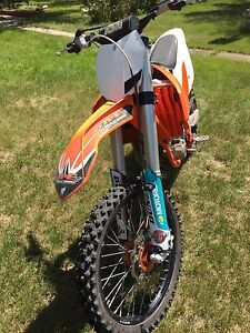 *REDUCED AGAIN* 2015 KTM SX-F 350 Motivated Seller!