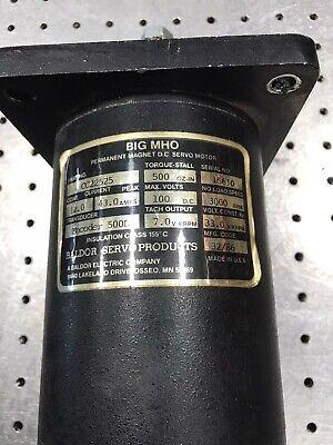 Big Mho Servo Motor Cc22525 Baldor Cnc