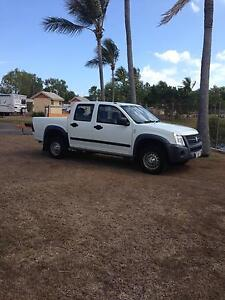 2007 Holden Rodeo Dual Cab Ute North Ward Townsville City Preview