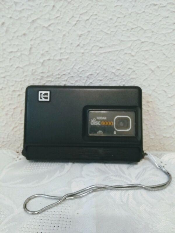 Vintage Kodak Disc Camera 6000