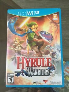 Hyrule Warriors pour Wii U