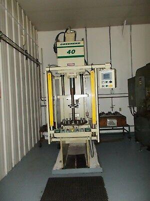 Greenerd Hca-40 Hydraulic C-frame Press