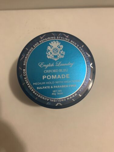 English Laundry Oxford Bleh 3oz Pomade Hair Product New