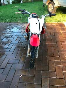2003 model Honda xr70 ninibike Curl Curl Manly Area Preview